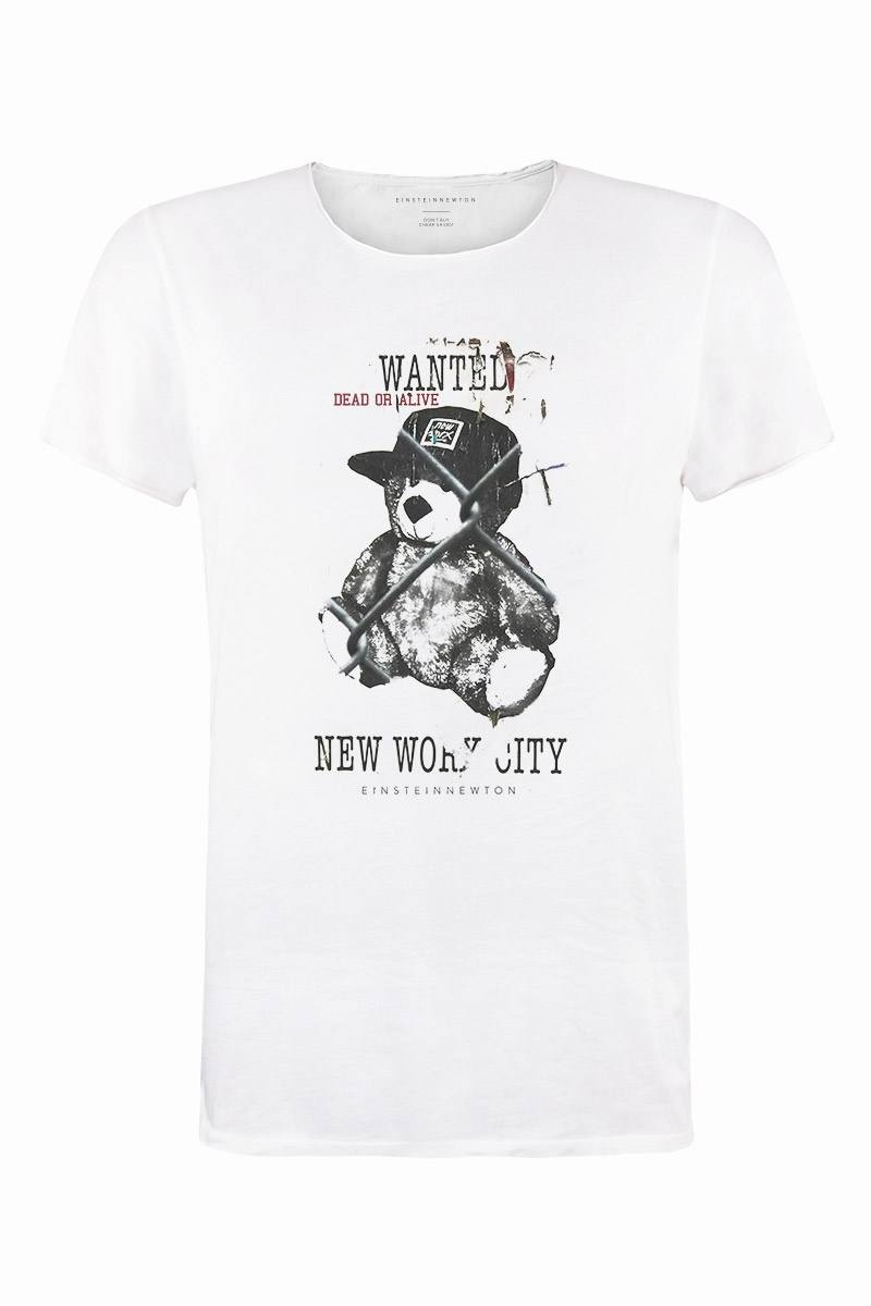 Wanted T-Shirt Bass