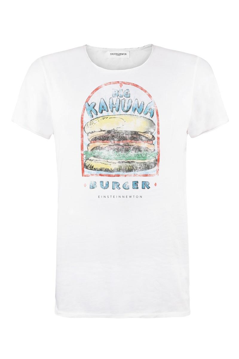 Big Burger T-Shirt Bass