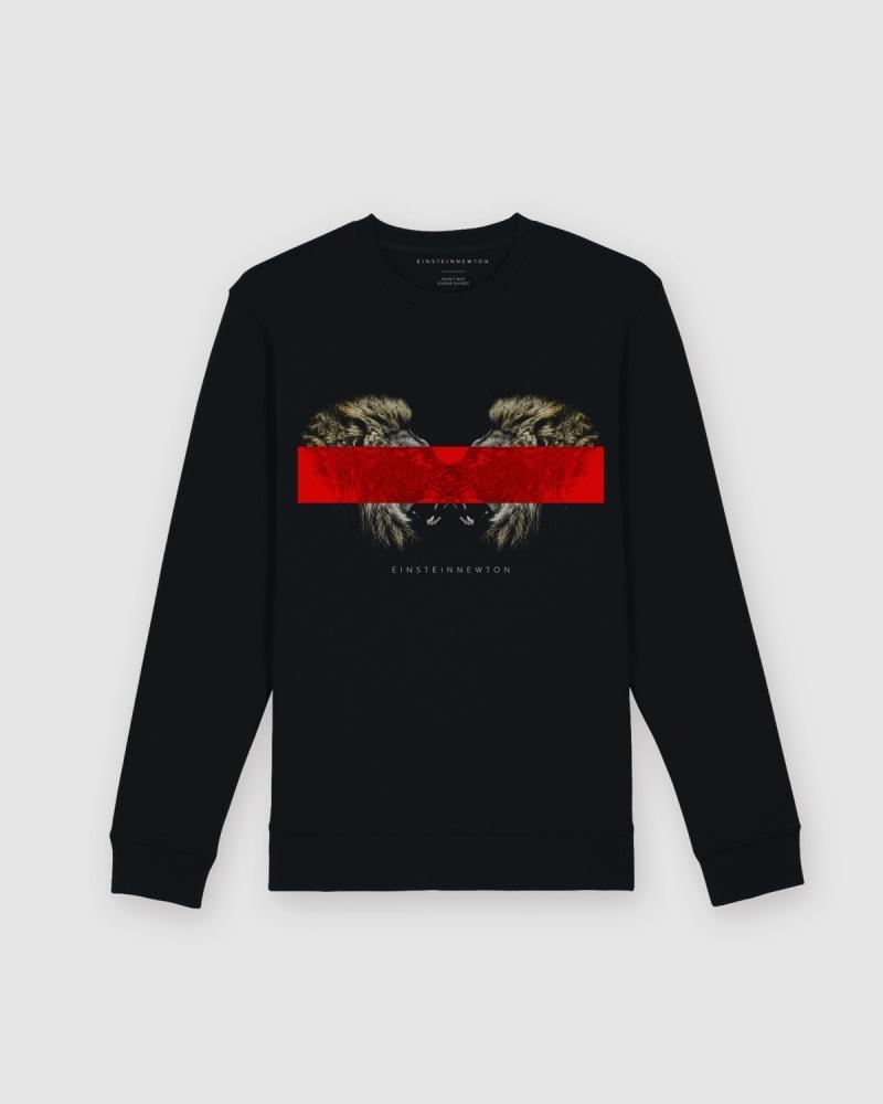 Lion Sweatshirt Herr Kules