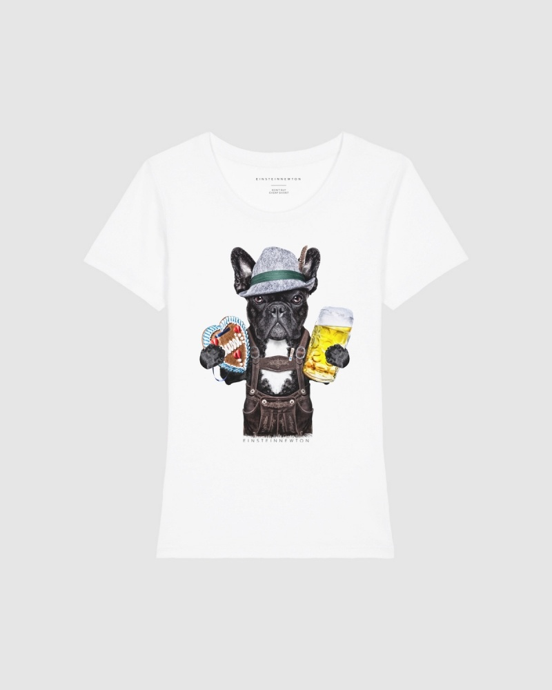 Bavarian Dog T-Shirt Rodeo
