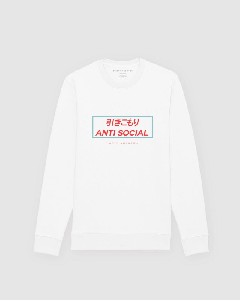 Anti Social Sweatshirt Herr Kules