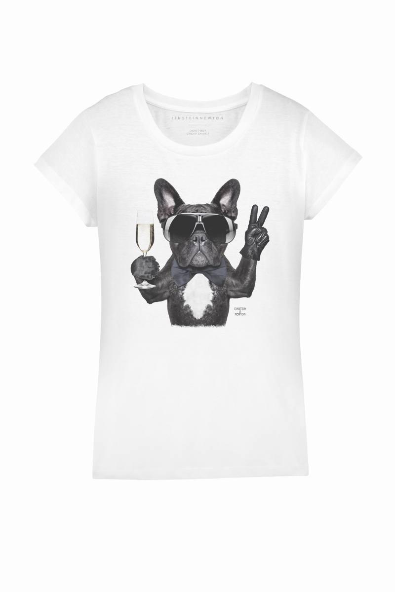 Champagne Dog Shirt Rodeo