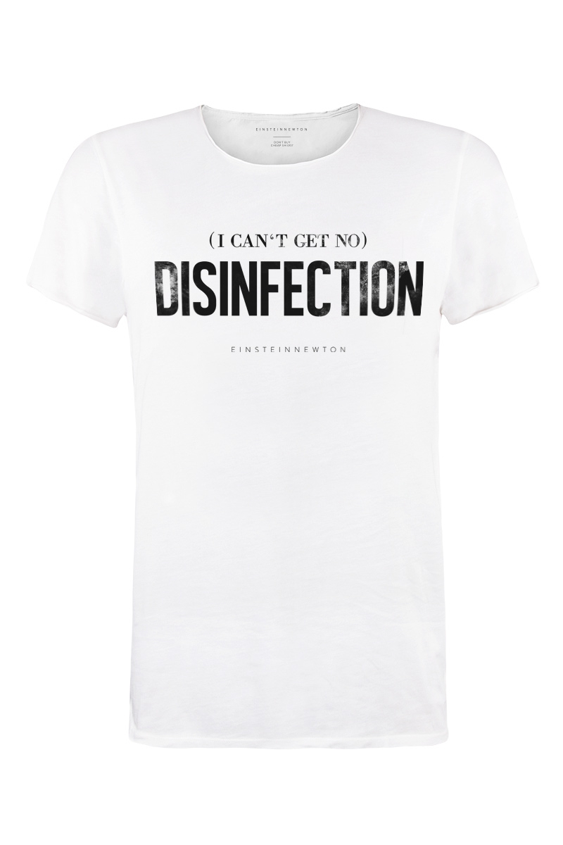 Disinfection T-Shirt Bass