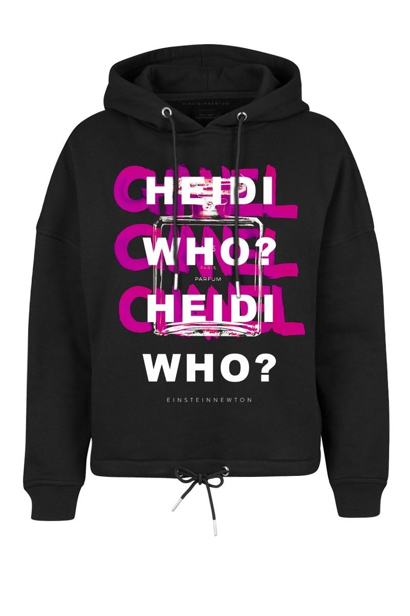 Heidi Who Hoodie Aria