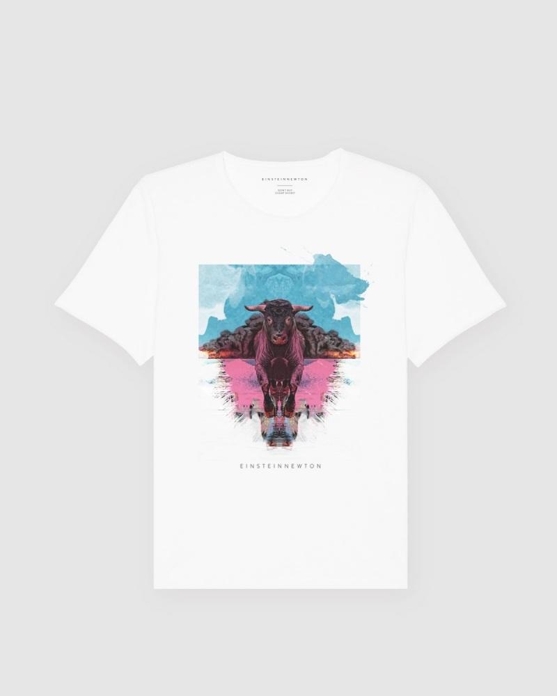 Bull T-Shirt Bass