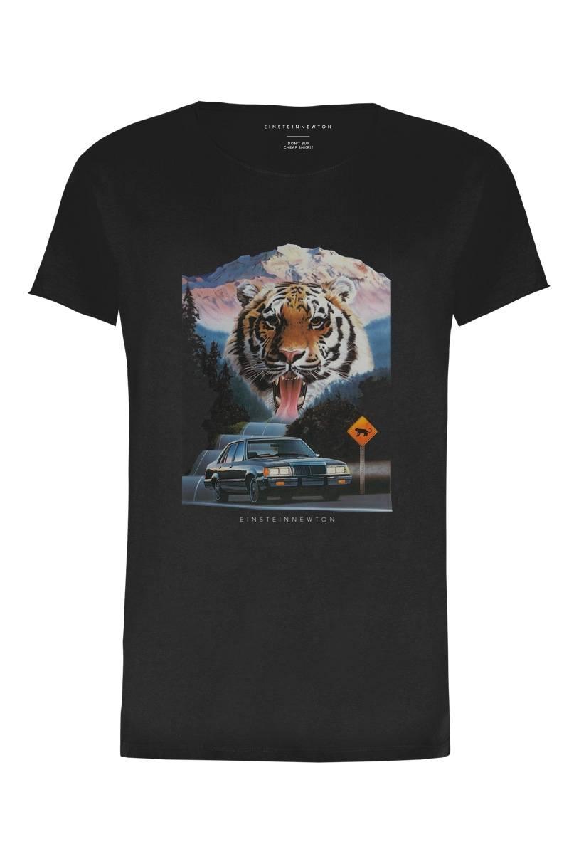 Street Tiger T-Shirt Bass