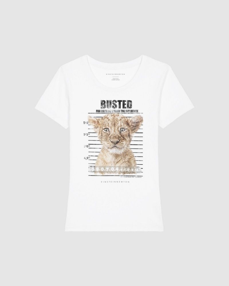 Busted Lion T-Shirt Rodeo