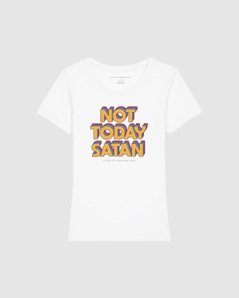 Today Satan T-Shirt Rodeo