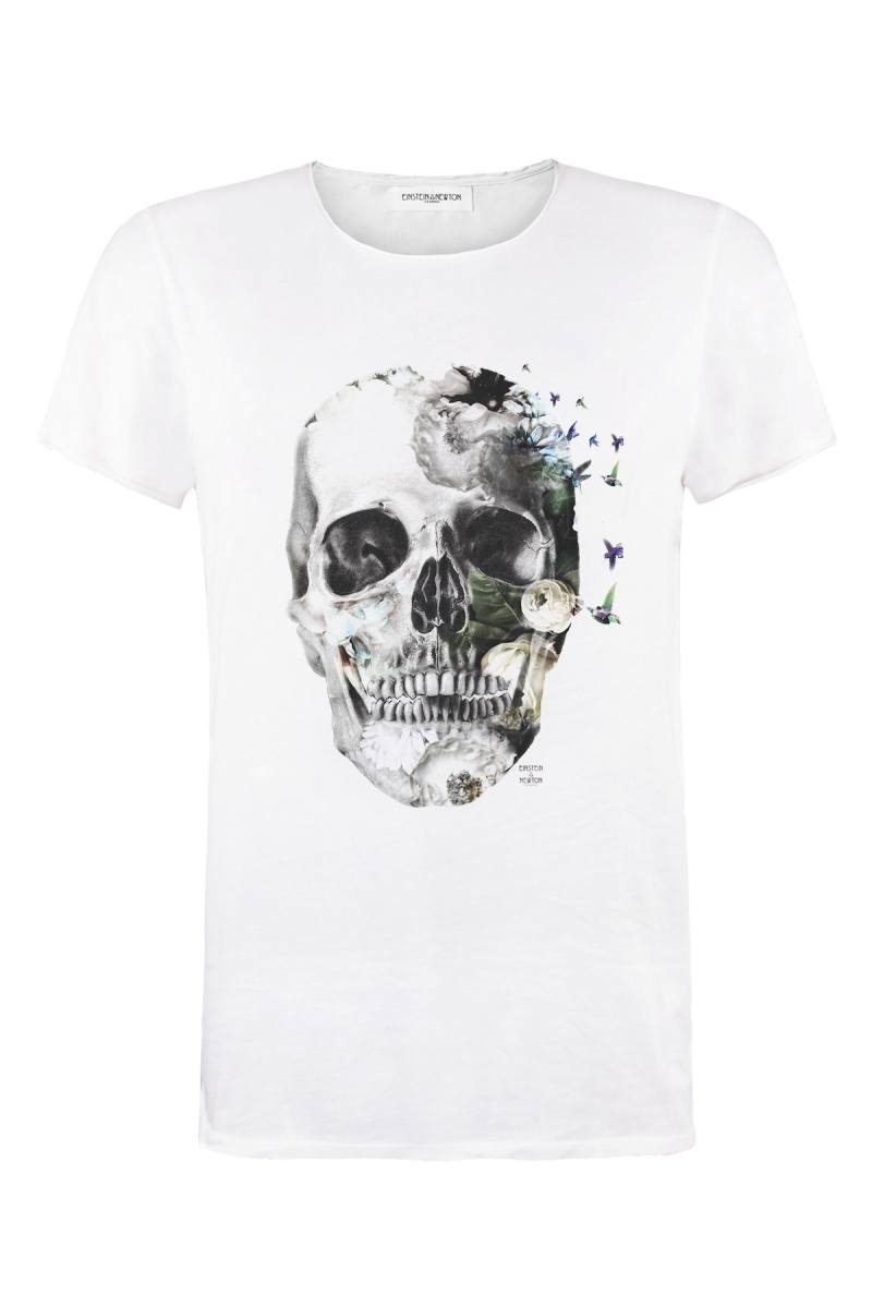 Skull Bird T-Shirt Bass