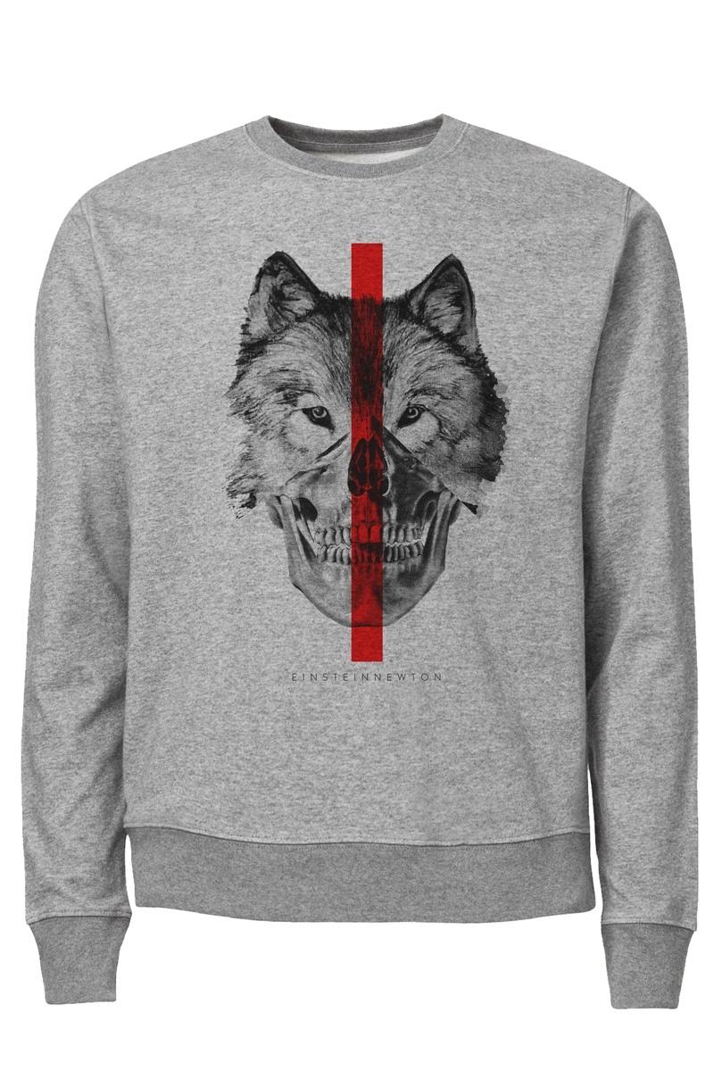 Wolfskull Sweatshirt Raise