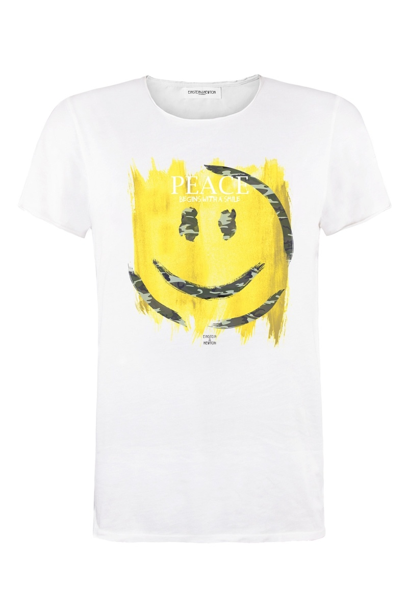 Smile T-Shirt Bass