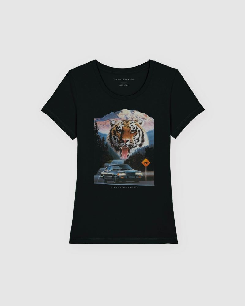 Street Tiger T-Shirt Rodeo