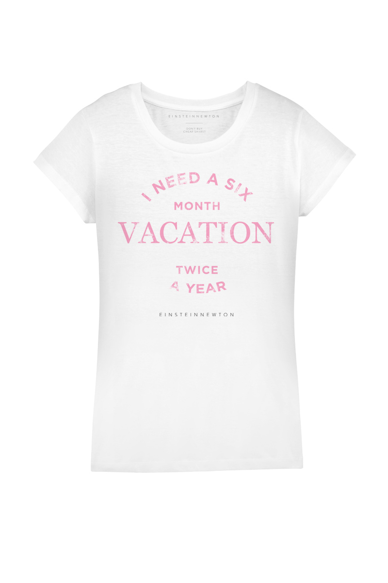 Rose Vacation T-Shirt Rodeo