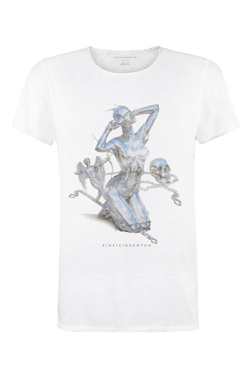 Silver Lady T-Shirt Bass