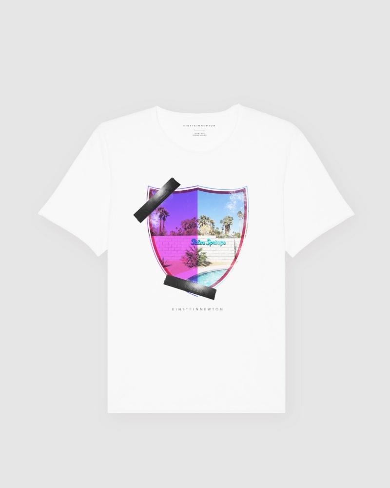 Palm Springs T-Shirt Bass