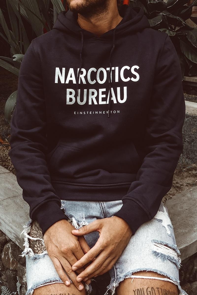 Narcotics Hoodie Nico Tin