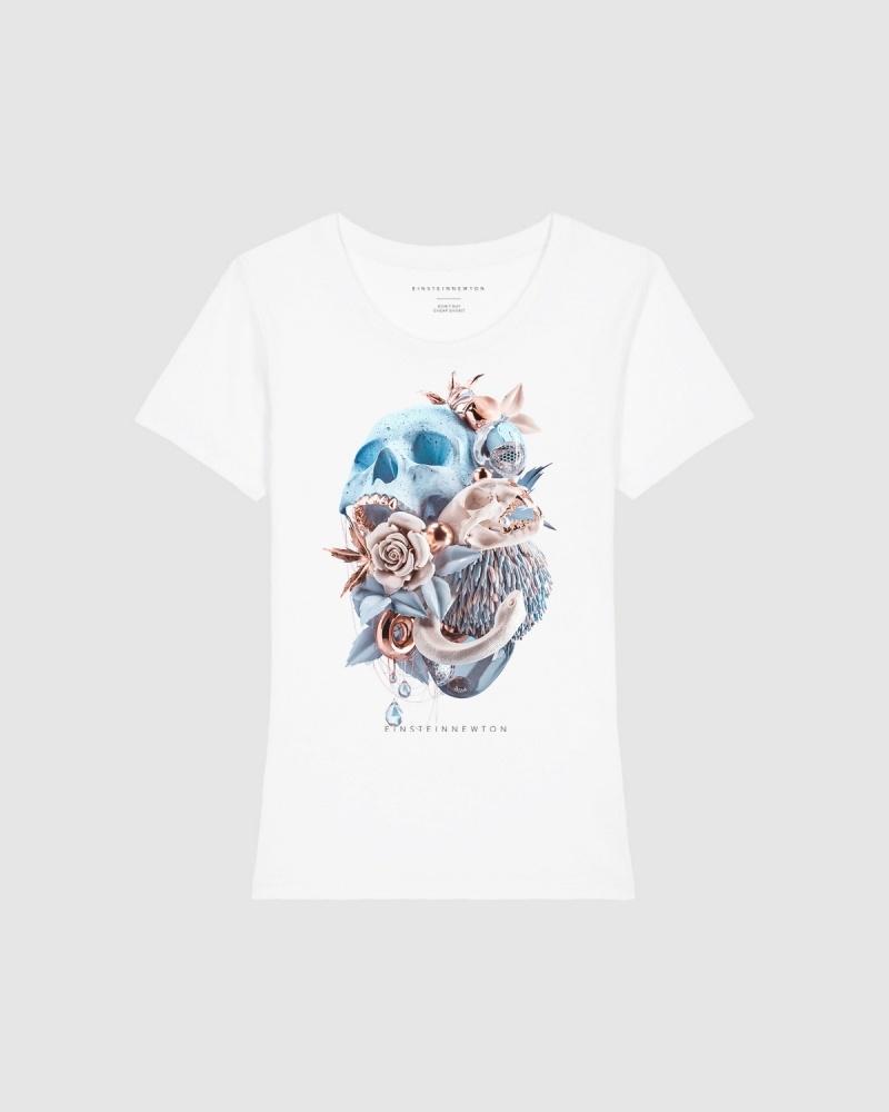 Sky Skull T-Shirt Rodeo
