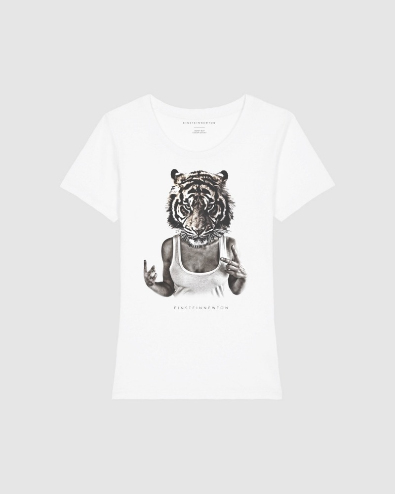 Peace Tiger T-Shirt Rodeo