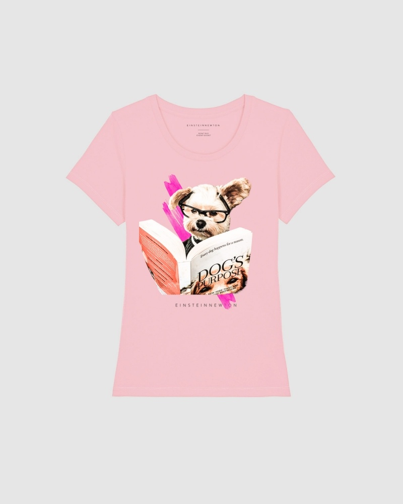Dogs Purpose T-Shirt Rodeo