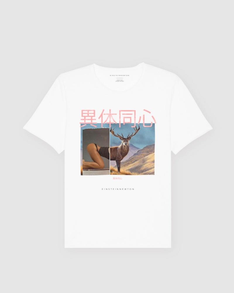 Arschgeweih T-Shirt Bass
