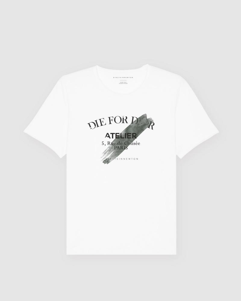 Green Atelier T-Shirt Bass