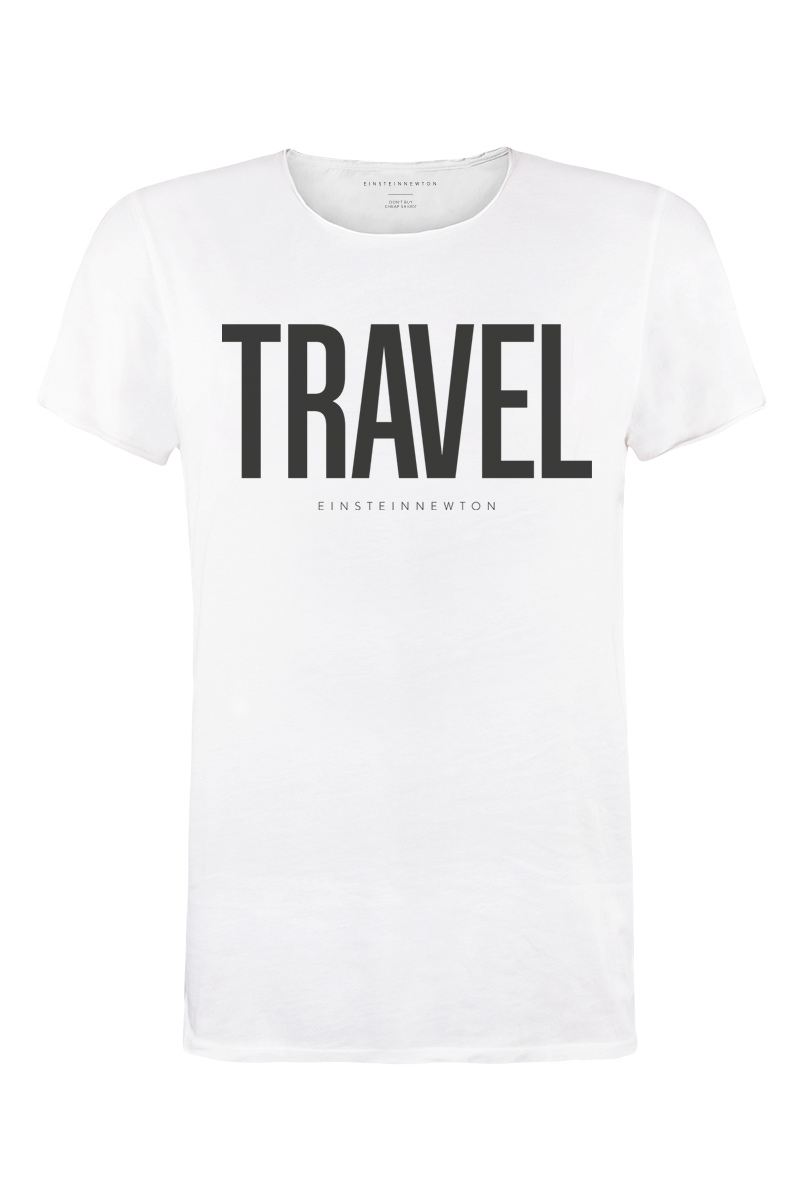 Travel T-Shirt Bass