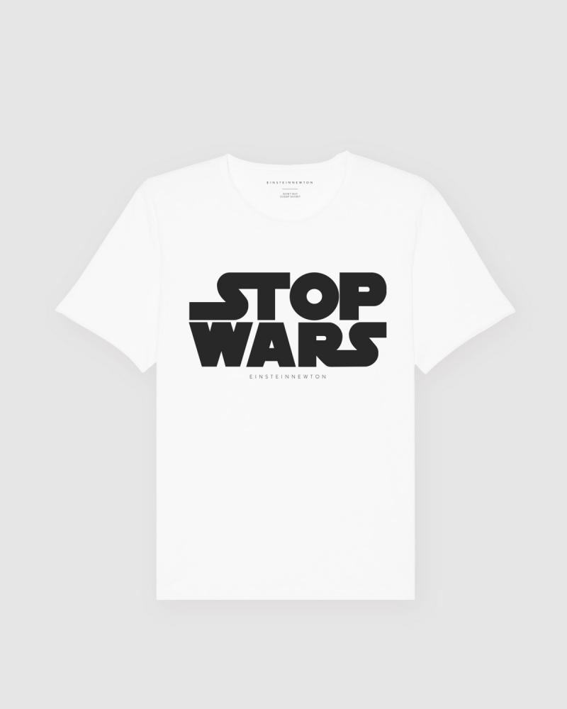 Stop Wars T-Shirt Bass
