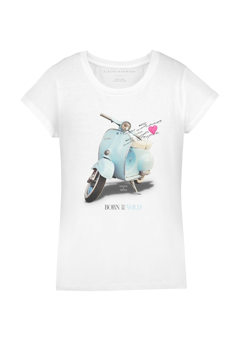 Born Wild T-Shirt Rodeo