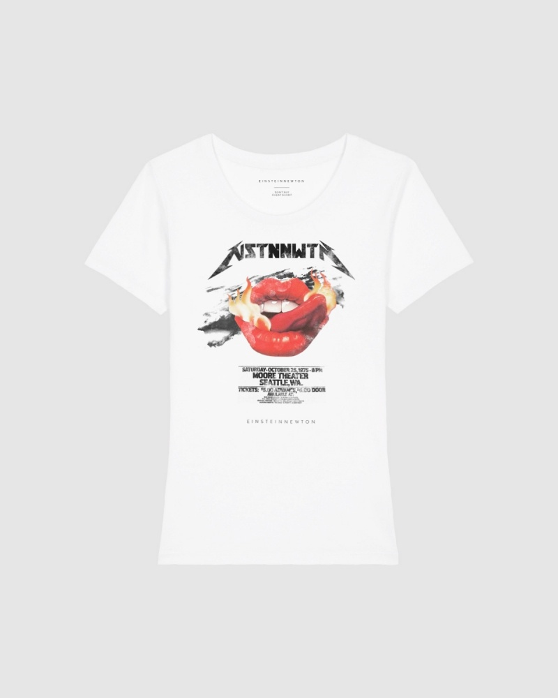 Flames T-Shirt Rodeo