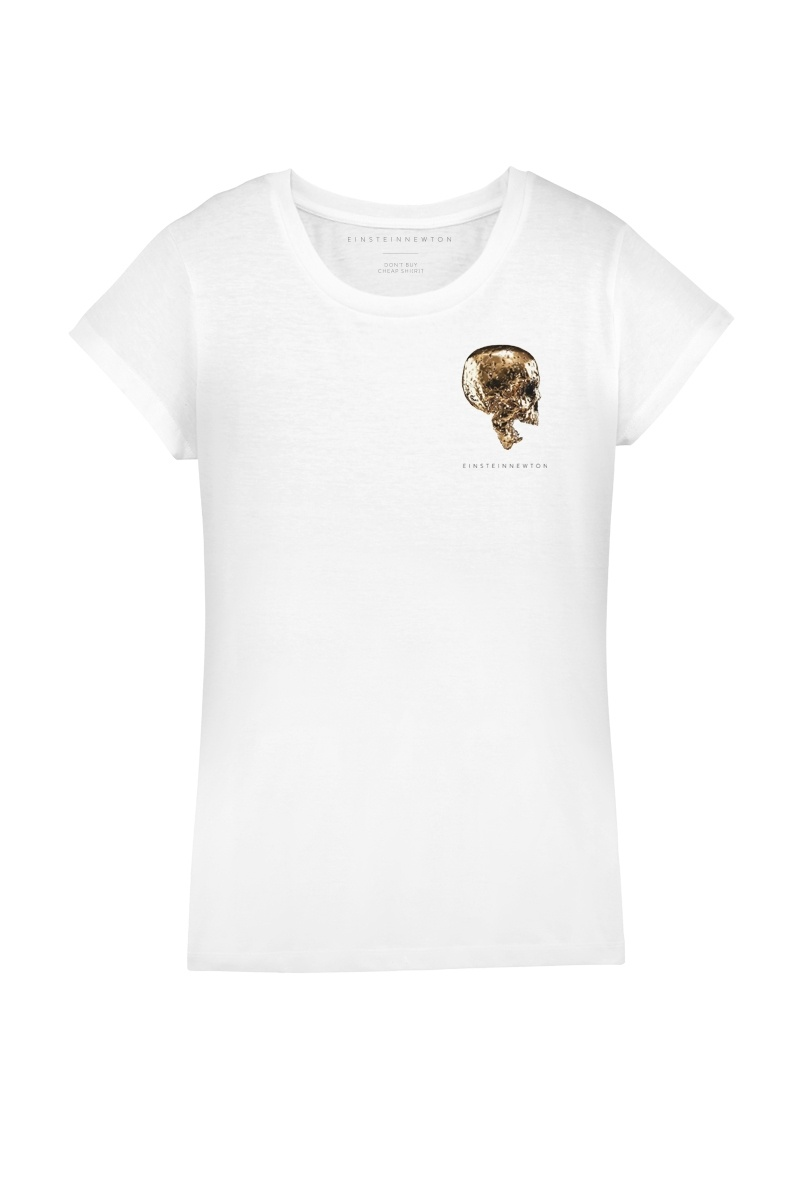 Goldskull Chest T-Shirt Rodeo