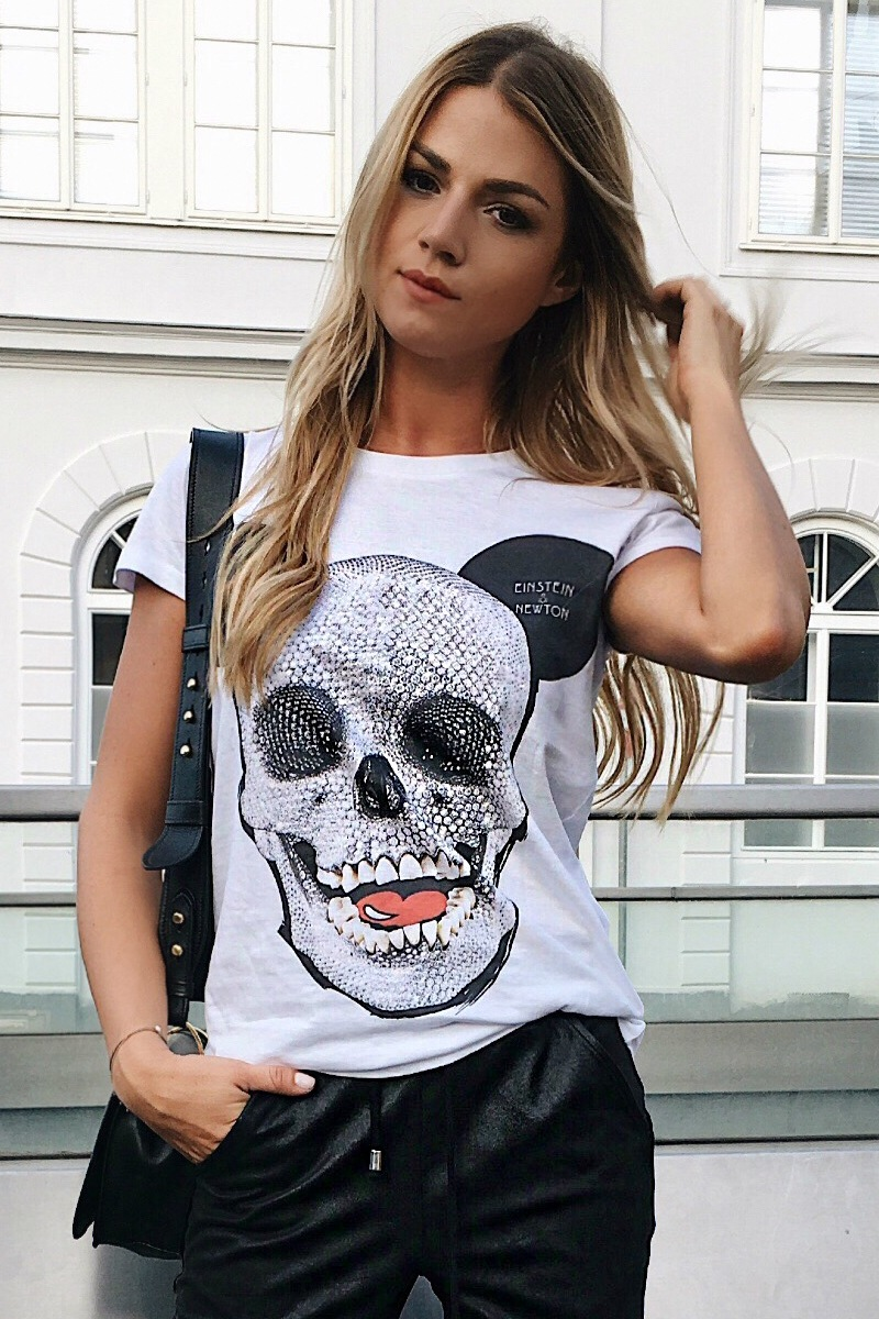 Skull Mouse T-Shirt Rodeo
