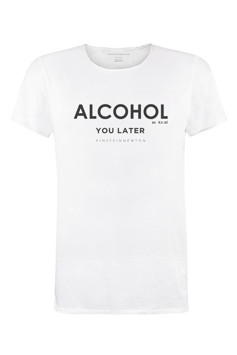 Alcohol T-Shirt Bass
