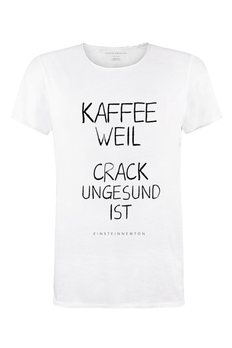 Crack T-Shirt Bass