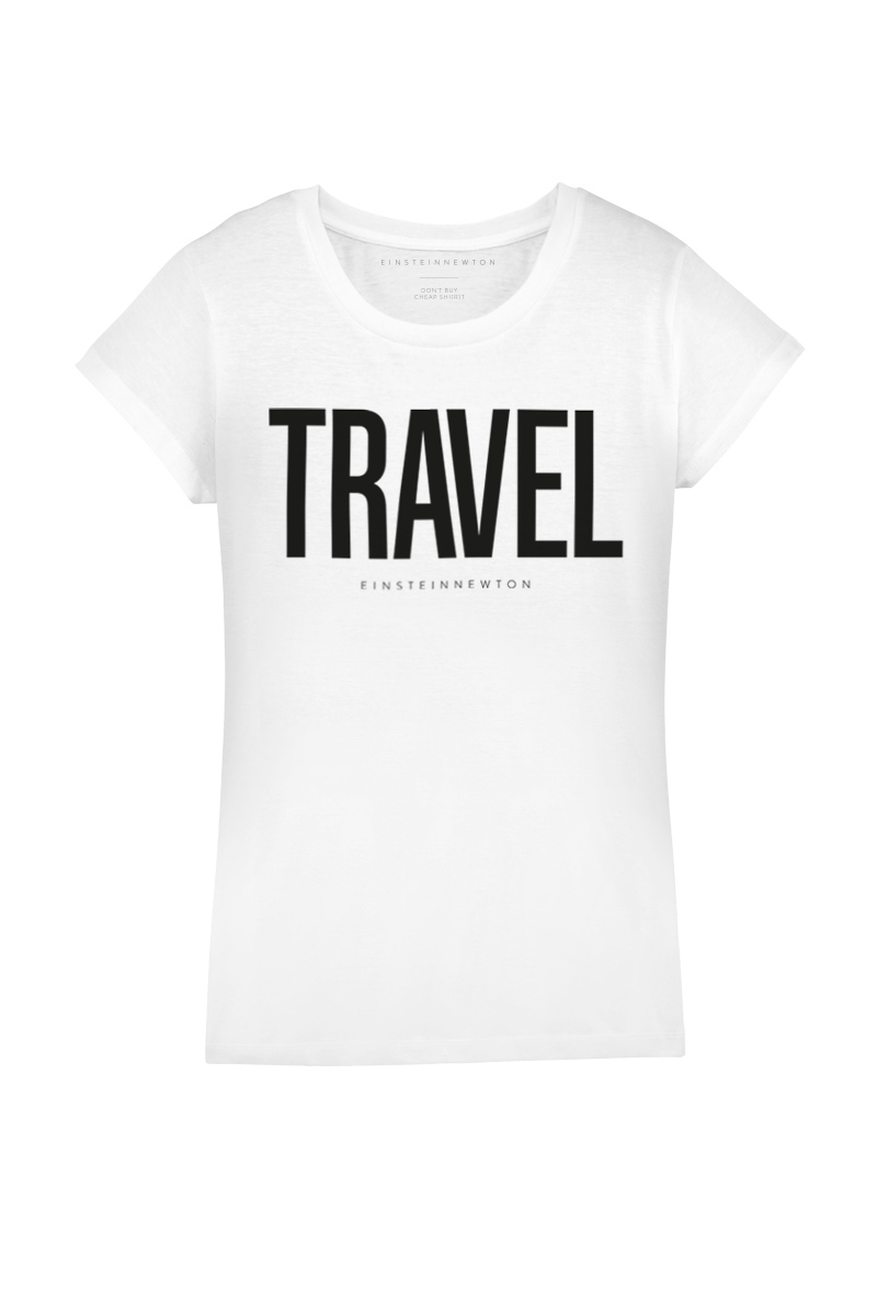 Travel T-Shirt Rodeo