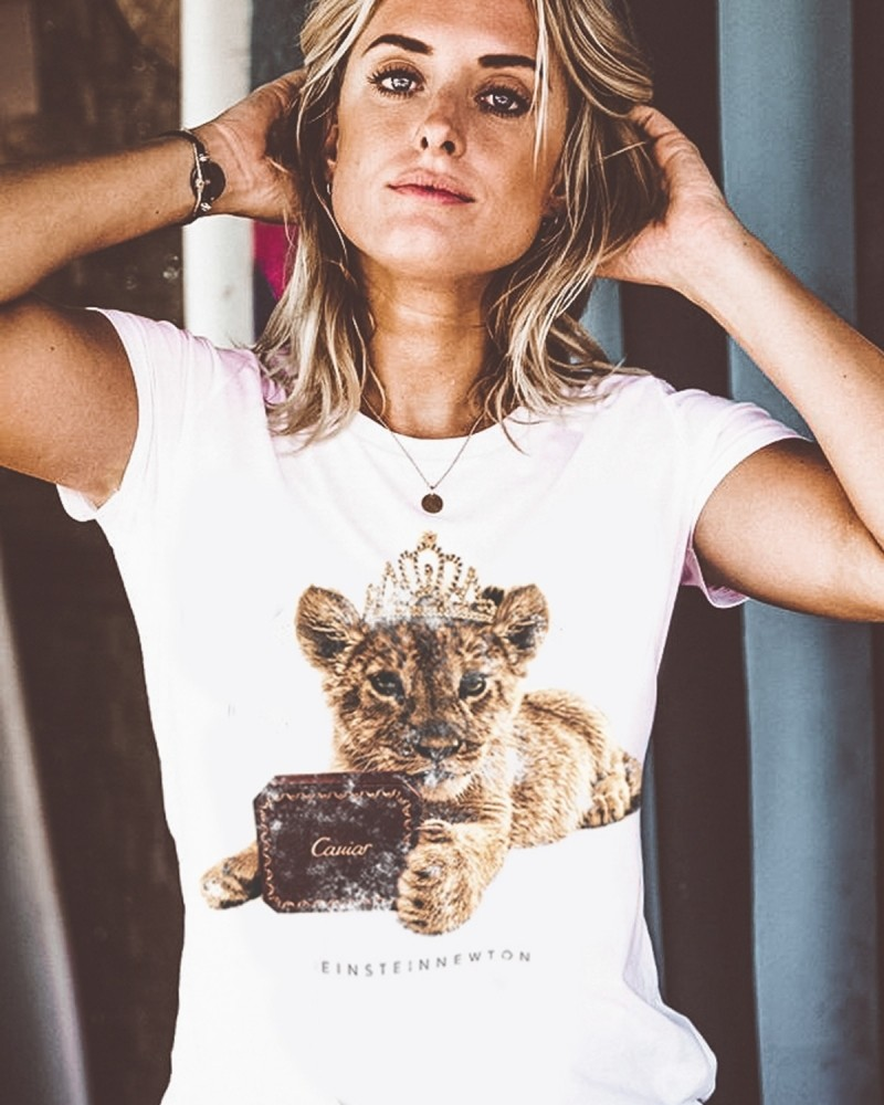 Lion Princess T-Shirt Rodeo