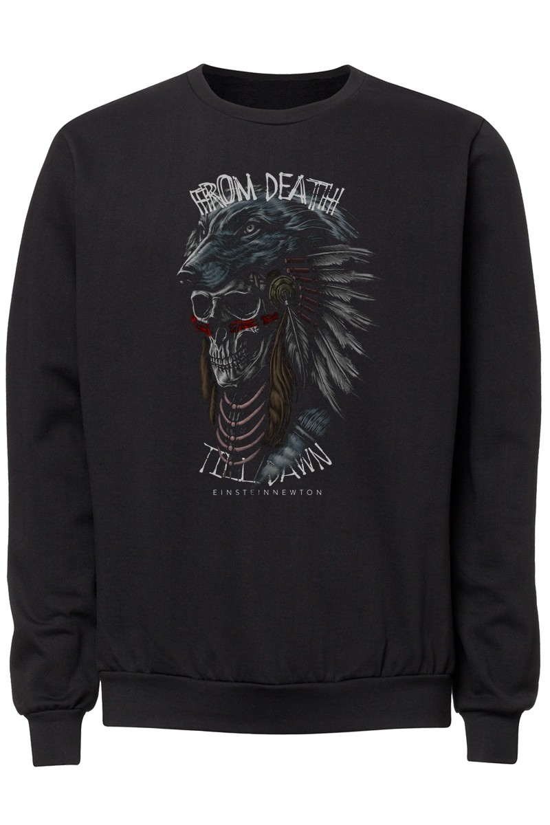 The Wolf Sweatshirt Raise