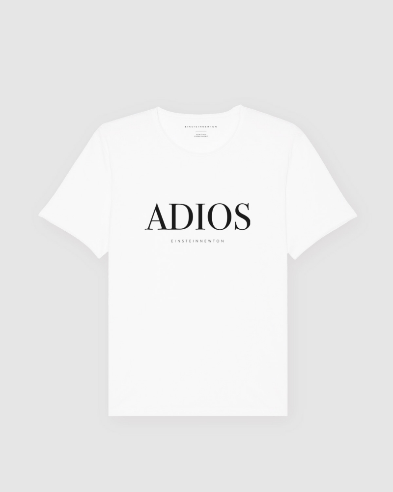 Adios T-Shirt Bass