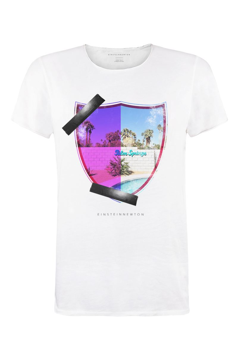 Palm Springs T-Shirt Bass