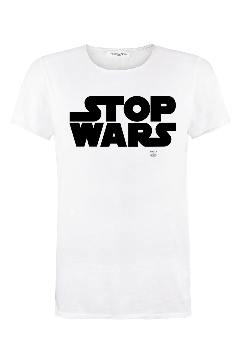 Stop Wars T-Shirt Bass