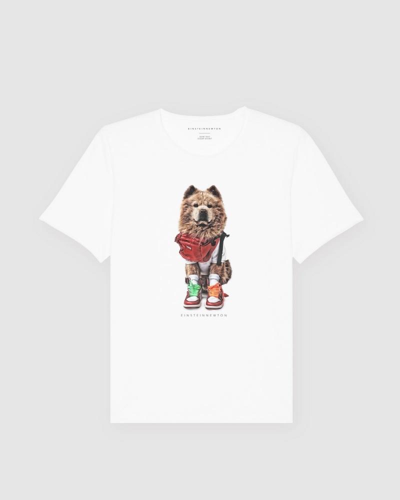 Boost Dog T-Shirt Bass