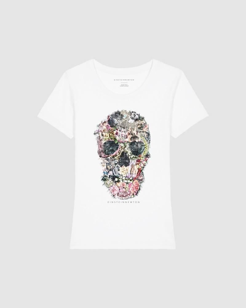 Crazy Skull T-Shirt Rodeo