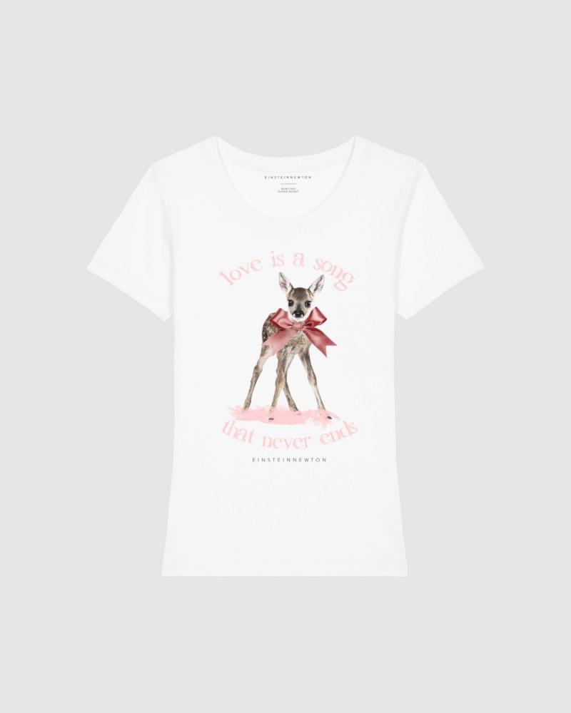 Deer T-Shirt Rodeo