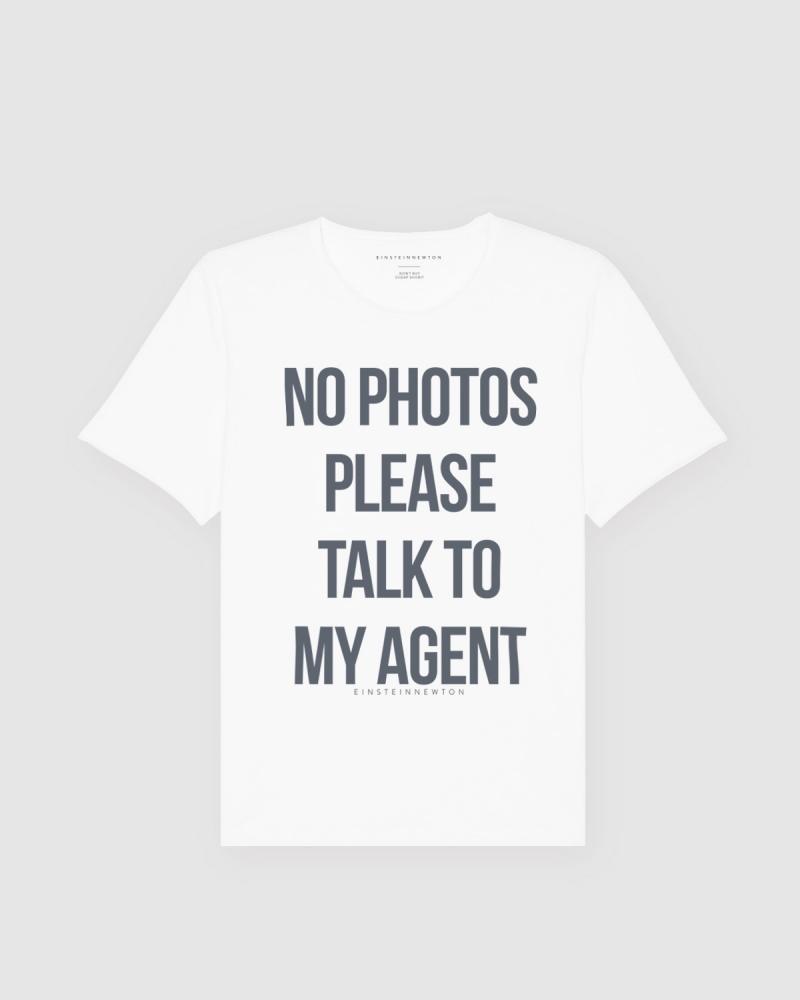 Bad Agent T-Shirt Bass