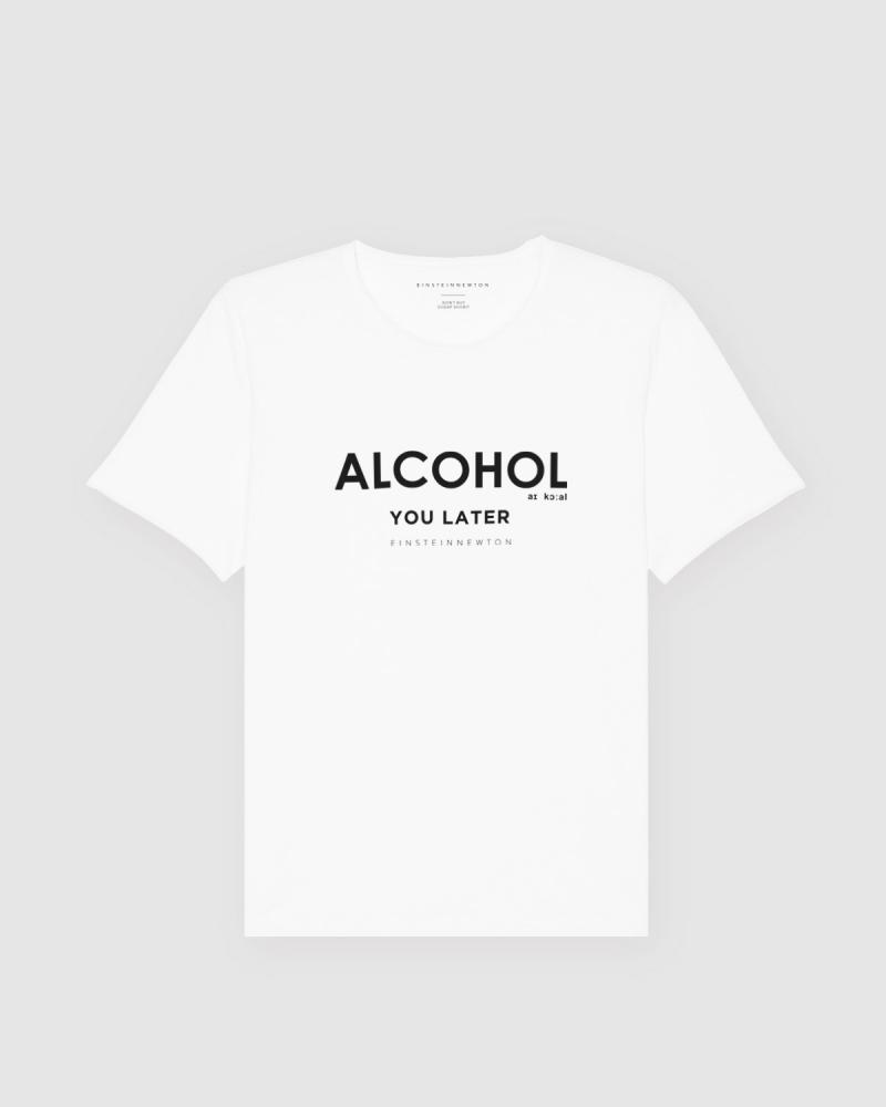 Alcohol T-Shirt Bass