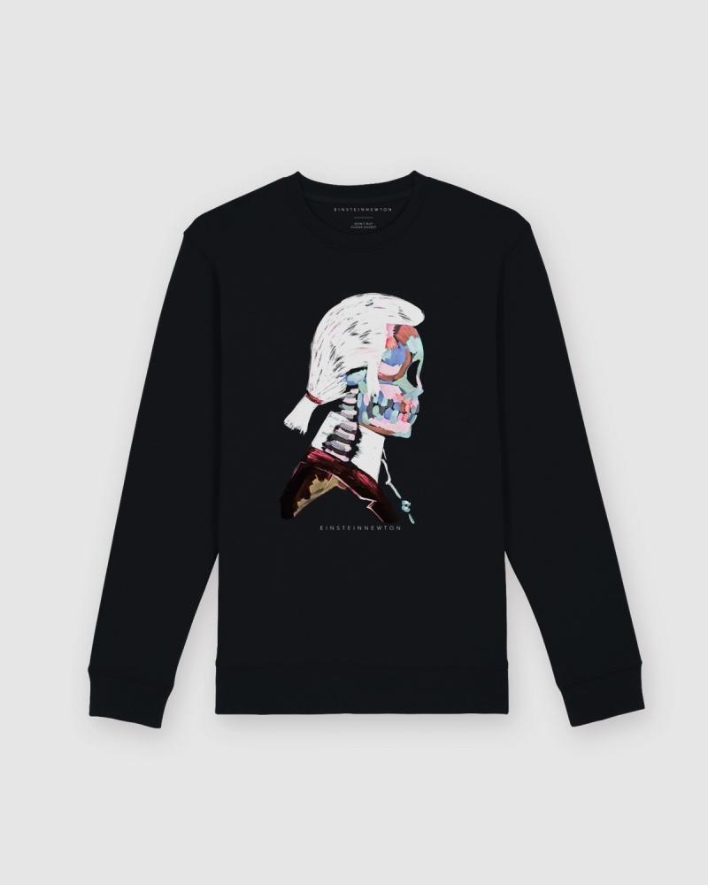 Fashion Art Sweatshirt Herr Kules