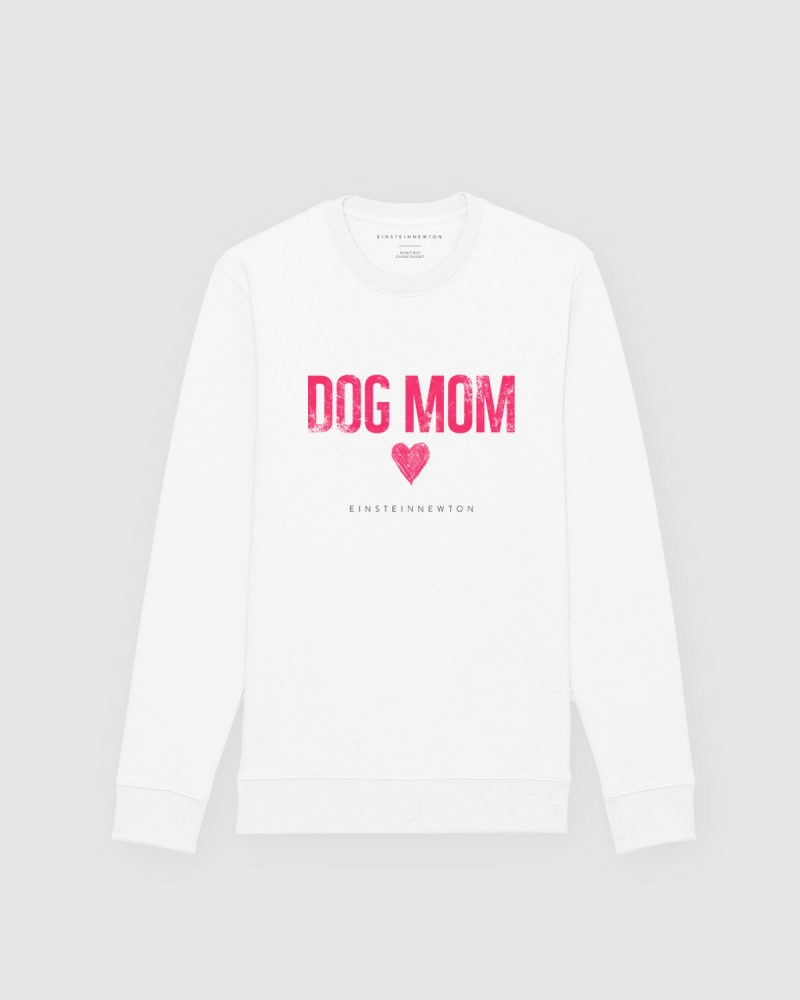 Dog Mom Pinky Sweatshirt Klara Geist