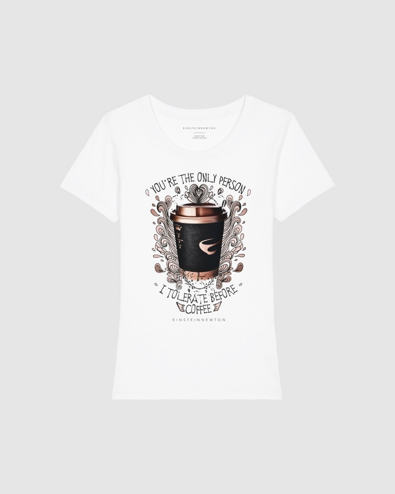 Coffee To Go T-Shirt Rodeo