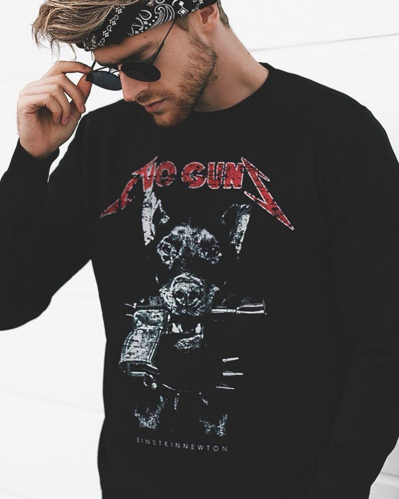 No Guns Sweatshirt Herr Kules