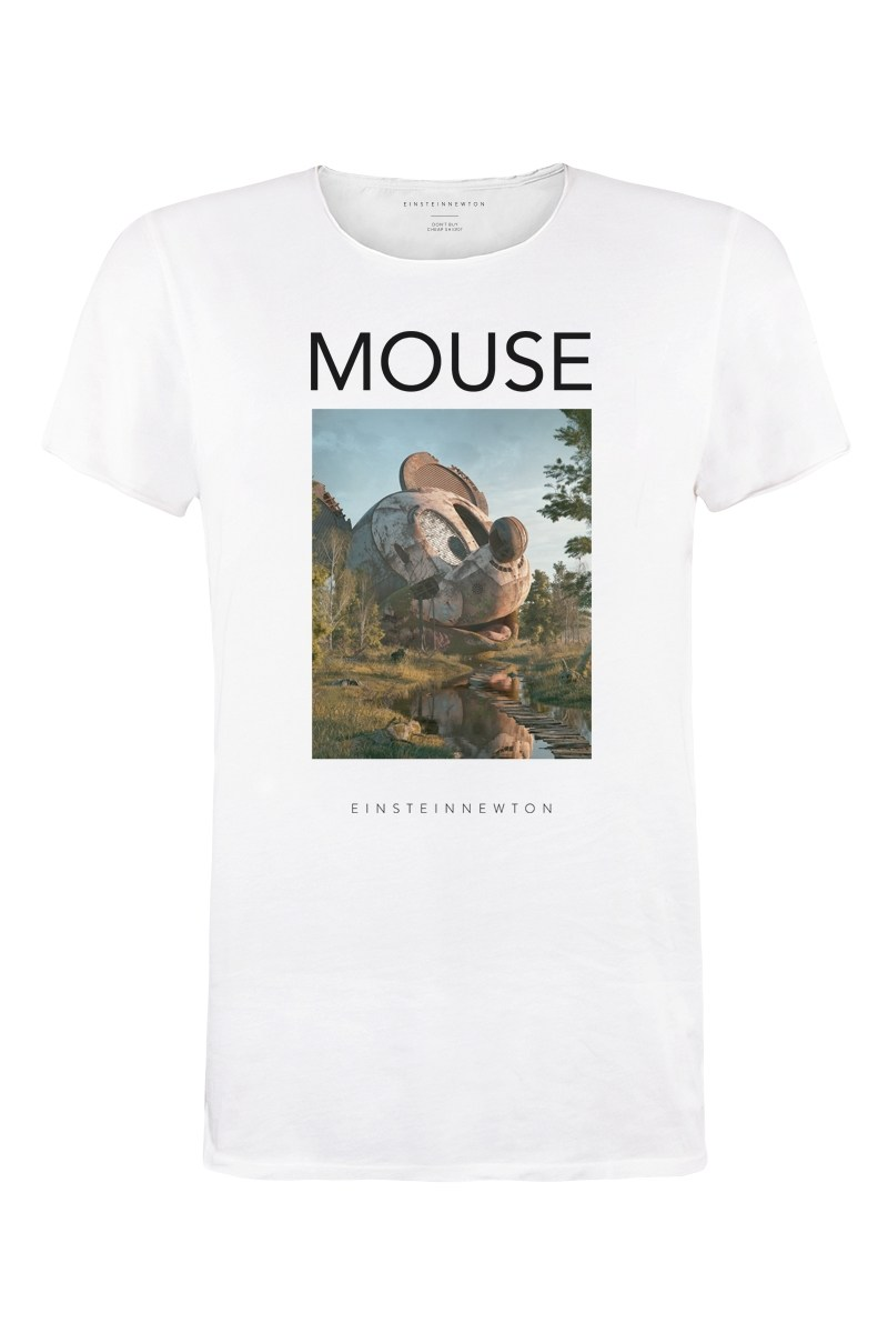 Mouse T-Shirt Bass
