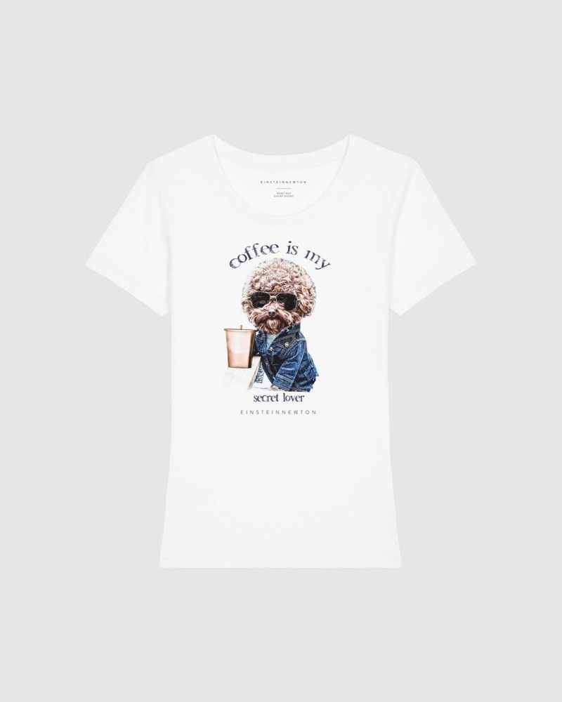 Coffee Dog T-Shirt Rodeo